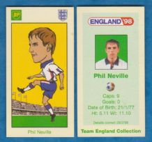 England Phil Neville Manchester United (BP)